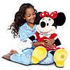 Мягкая игрушка Минни Маус - 70см. Disney - красный