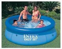Бассейн надувной INTEX 28132, круглый