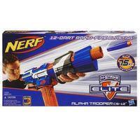 Бластер NERF N-Strike Elite Alpha Trooper CS-12
