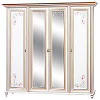 Шкаф 4Д Сорренто  (Світ меблів) 2167х615х2174мм
