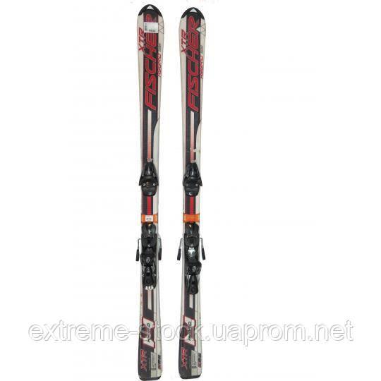 Лыжи Б/У Fischer XTR 155