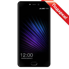 "☞Смартфон 5.5"" LEAGOO T5, 4GB+64GB Черный экран 2.5D 8 ядер камера Sony Exmor 13 Мп Android 7"