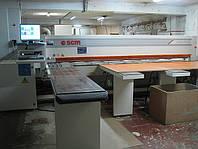 Форматно-раскроечный пильный центр б у SCM Sigma Prima 50 N 38, 2008 г. выпуска