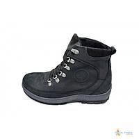 Ботинки зимние на меху Fine Trike 720 Black