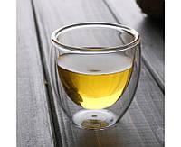 Стеклянные стаканы с двойными стенками Bodum (реплика) 250 мл