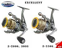"""Катушка """"Fishing ROI"""" Excellent-Z 2000 8+1 ш.п. (EZ200081)"""