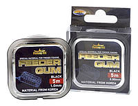 Feeder Gum Fishing ROI Black d=1.0 mm, 5m (64-00-10)