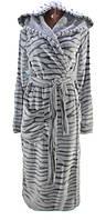 Шикарный, длинный, махровый халат, большие размеры !!!