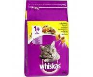 Корм для котов Whiskas с курицей сухой 950 гр