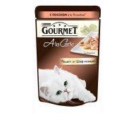 Корм для котов Gourmet A la Carte форель овощи 85 гр