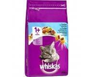 Корм для котов Whiskas с тунцом сухой 950 гр