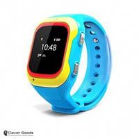 Детские Смарт-часы с GPS - А8 (Baby smart watch A8 blue)