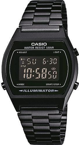 Наручные мужские часы Casio B640WB-1BEF оригинал