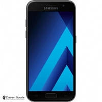 Смартфон Samsung Galaxy A3 2017 Black (SM-A320FZKD)
