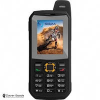 Телефон Sigma mobile X-treme 3SIM (Black)