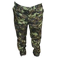 Камуфлированные штаны (брюки) дубок Украина, фото 1