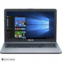 Ноутбук ASUS X541NC (X541NC-GO032) Silver