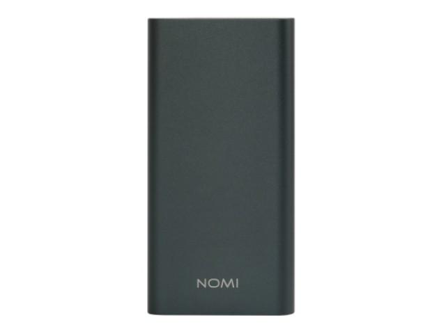 Портативна батарея Power Bank NOMI E 100 10000 mAh.35539
