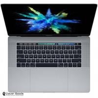 "Ноутбук Apple MacBook Pro 15"" Space Gray (MLH32) 2016"