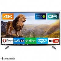 Телевизор Bravis UHD-55F6000 Smart +T2