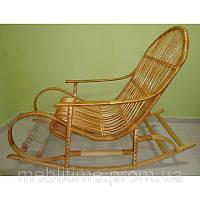 Кресло качалка плетеное из лозы Стандарт