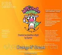 Milkshake Жидкость для заправки электронных сигарет 30мл, 0мг, Orange N' Cream