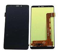 Дисплей (LCD) Prestigio 5551 с сенсором чёрный