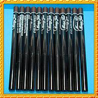 Карандаш Темно - Коричневый Косметический Выкручивающийся Упаковкой 12 шт., фото 1