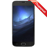 "Смартфон 5"" DOOGEE X9 mini, 1GB+8GB Черный 4 ядра IPS экран Dual LED touch id Автофокус Android 6.0"