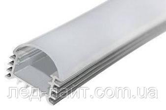 Профиль светодиодный накладной №11 (комплект)