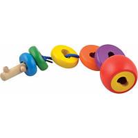 Деревянная  игрушка  Сортировщик — Ключик (Д086)