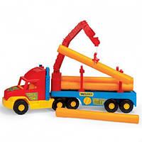 """Игрушечная машинка """"Super Truck"""" строительный (36540)"""