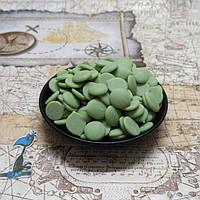 Шоколад Barry Callebaut зеленый со вкусом лимона (100 г.)