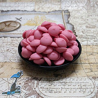 Бельгийский шоколад Barry Callebaut розовый со вкусом клубники (1 кг.)