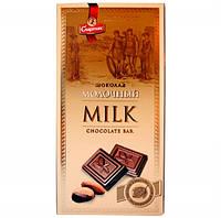 Шоколад Спартак молочный (пенал)