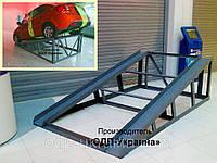 Эстакада выставочная для автосалона или Автомобильный подиум Автоподиум