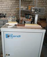 Криволинейный кромкооблицовочный станок б у Brandt KTD51 1998 г. выпуска