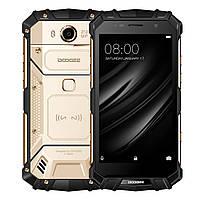 """Неубиваемый смартфон Doogee S60 gold золото IP68 (2SIM) 5,2"""" 6/64ГБ 8/21Мп 3G 4G оригинал Гарантия!"""
