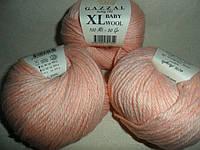Gazzal Baby Wool XL (Газзал Беби Вул XL)  834