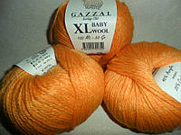 Gazzal Baby Wool XL (Газзал Беби Вул XL) 837
