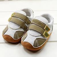 Пинетки-кроссовки для малыша 13 см.