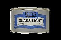 Шпатлевка со стекловолокном KDS Glass Light 1 л