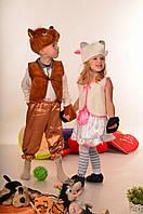 Карнавальный костюм Мишка коричневый