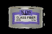 Шпатлевка со стекловолокном KDS Glass Fiber 1,8 кг