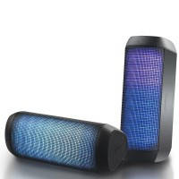 Bluetooth колонка Promate - Sense Wireless Sound Bar with Custom LED Lights Show