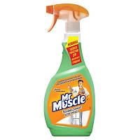 Засіб для миття скла Mr Muscle, Професіонал, із нашатирним спиртом, розпилювач, 500 мл,