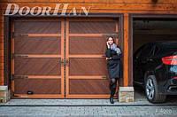 Ворота секционные гаражные, сдвижные(откатные) DoorHan, Alutech, Ryterna,Hörmann