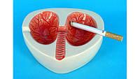 Пепельница легкие курильщика