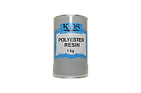Шпатлевка по пластику KDS Polyester Resin 1 кг