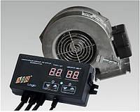 Комплект автоматики для твердотопливного котла AIR Logic + (WPA 117/120).
